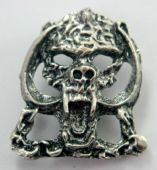 Motorhead - 'Warpig' Cast Metal Badge